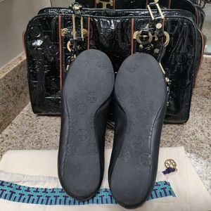 Tory Burch Shoes - SALE💥Tory Burch Reva Black Flats